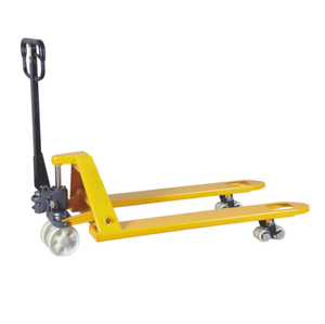 Small Body Durable Hand Pallet Truck with Galvanizing fully-sealed Pump