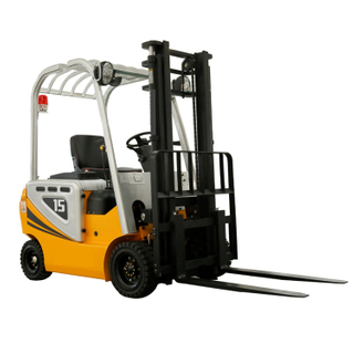 FB15E 1.5 TON 4 WHEEL ELECTRIC FORKLIFT TRUCK