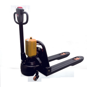 Electric Pallet Truck Lithium Batetry Power Pallet Jack 1500kg ELEP-15-190