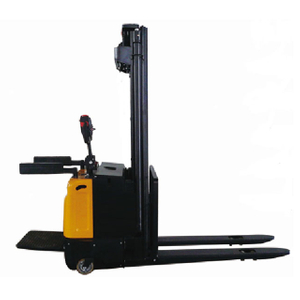 ELES-15H/ELES-15S/ELES-20H/ELES-20S 1.5T 2T WALKIE TYPE HEAVY DUTY ELECTRIC PALLET STACKER MAX. LIFT HEIGHT 7M