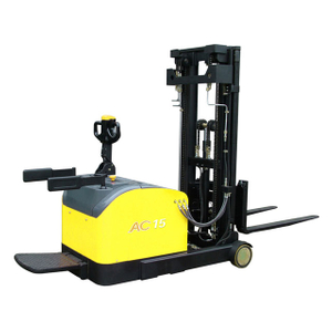 ELES-12R/ ELES-15R 1.2T 1.5T COUNTERBALANCED REACH STACKER AC MOTOR WITH EPS