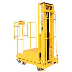 SEP2-2.7 SEP2-3.3 SEP2-4.0 SEP2-4.5 Semi-electric Aerial Order Picker
