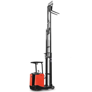CQD15S 1.5TON 3M-7.5M STAND ON ELECTRIC REACH TRUCK FOR NARROW AISLE