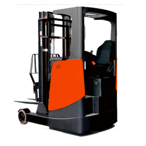 CQD16 CQD20 1.6 TON 2 TON 3M-12M SEATED ELECTRIC REACH TRUCK FOR HIGH RACK